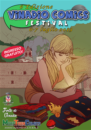 VINADIO COMICS FESTIVAL 2019
